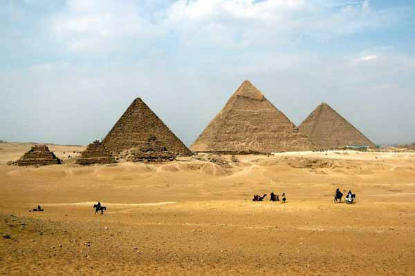 пирамиды, египтяне, стройка
