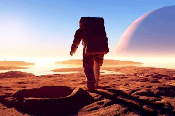 человек, космос