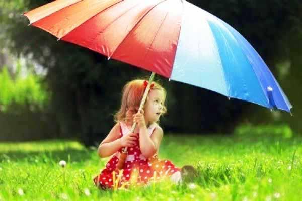 зонтик, открывать, помещение, нельзя