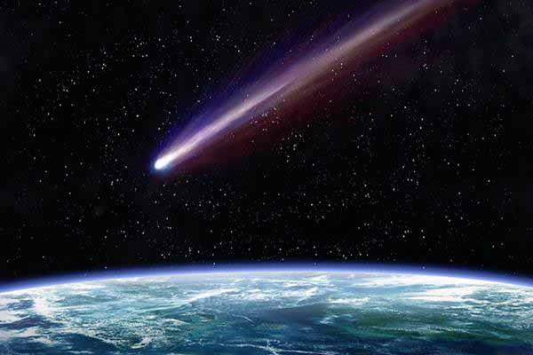 комета, что, такое