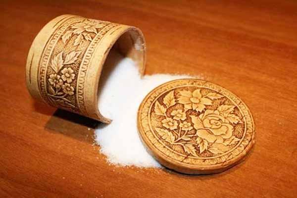 соль, берется, откуда
