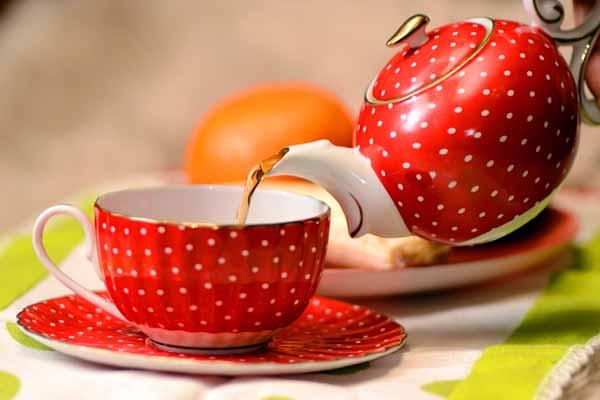 чай, откуда, появился
