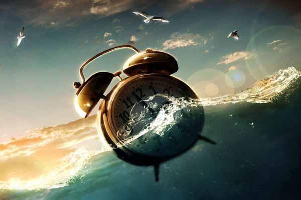 время, вода, сравнивать