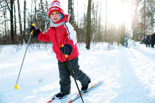 лыжи, появились, когда