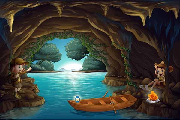 пещеры, появились, откуда