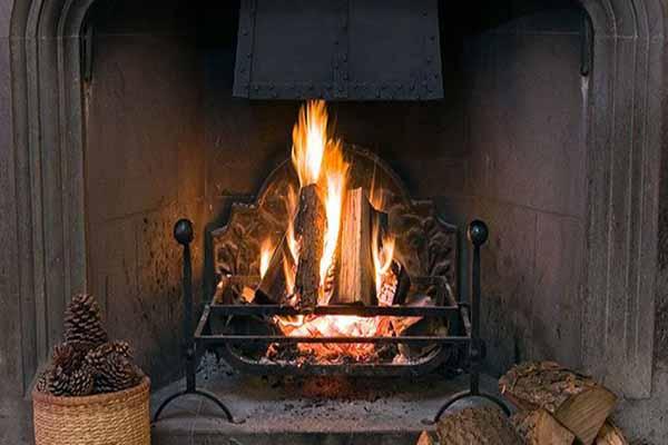 огонь, загорается, горячий
