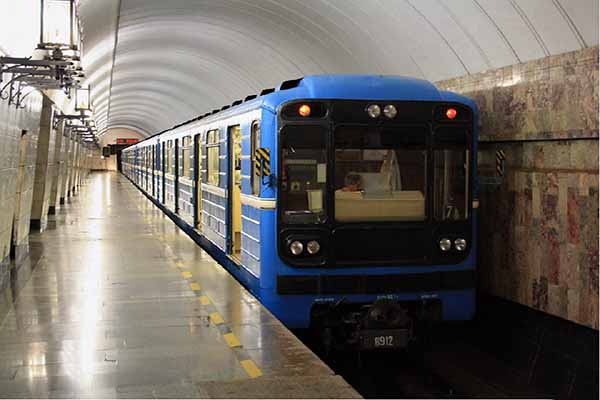 метро, копать, земля, девать
